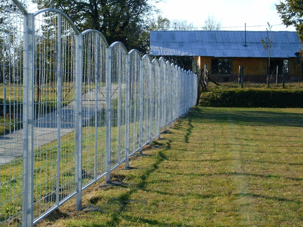 Kerítés Kishárságy